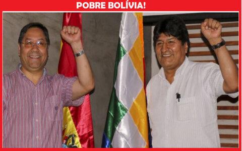 Argentinos e bolivianos optam pelo suicídio coletivo + Assassinatos de mulheres deram um salto + Eleição desnutrida pela pandemia