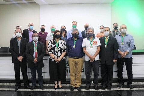 Mês do Médico: Médicos de Cacoal e Ji-Paraná recebem homenagem do Cremero