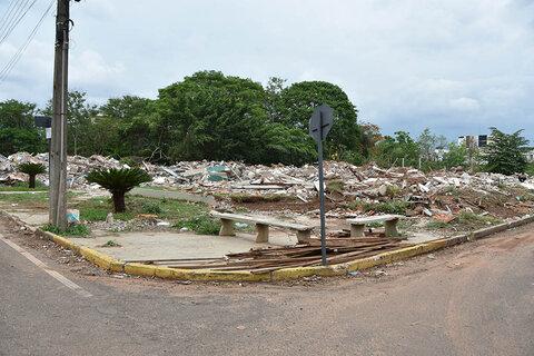 Prefeitura de Cacoal irá recuperar área do antigo SESI