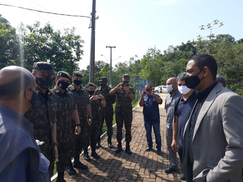 Lenha na Fogueira com a Lei Aldir Blanc e a missão especial do Exército no Memorial Rondon - Gente de Opinião