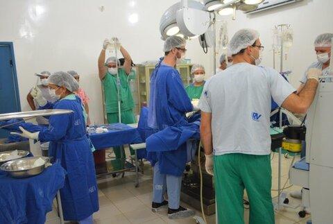 Os servidores do Hospital Regional de Vilhena são simplesmente uns heróis