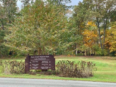 As belezas do Rock Creek Regional Park (Lake Needwood)