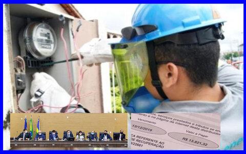 CPI da Energisa entra na reta final + Combustível fraudado, impostos desviados + Cenas parecidas com áreas bombardeadas nas guerras