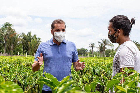 Hildon Chaves aponta novas perspectivas para agricultura de Porto Velho