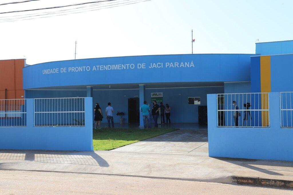 UPA começa a realizar exames de ultrassonografia em Jaci-Paraná - Gente de Opinião