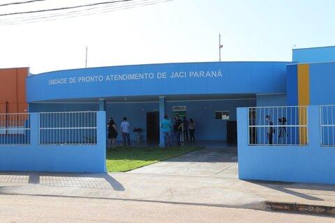 UPA começa a realizar exames de ultrassonografia em Jaci-Paraná