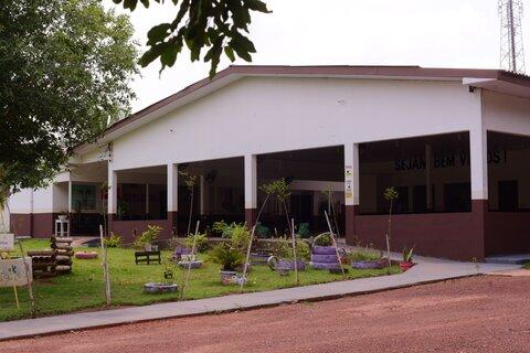 Centro de Convivência do Idoso de Rolim de Moura terá piscina e paisagismo