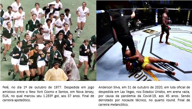 A despedida de Anderson Silva - Gente de Opinião