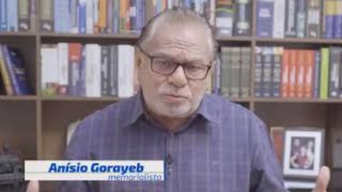 Anísio Gorayeb desiste da candidatura a vereador