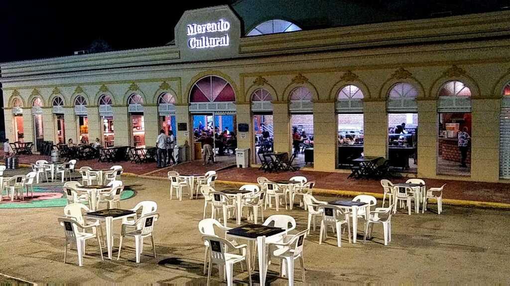 Hoje tem Projeto Seresta Cultural no Mercado  - Gente de Opinião