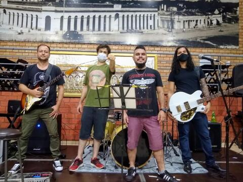 TERÇA DO ROCK - Shows das bandas Nefelibata e Bypass no Mercado Cultural