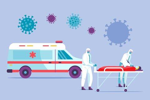 Contágio de motorista de ambulância por Covid-19 é reconhecido como doença ocupacional pela Justiça do Trabalho