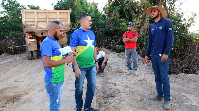 Ponte sobre o Rio Urupá é uma das indicações do Sargento Eyder Brasil  - Gente de Opinião