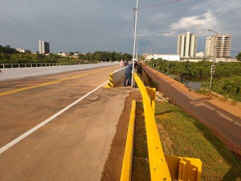 Ponte sobre o Rio Urupá é uma das indicações do Sargento Eyder Brasil