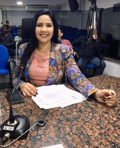 Vereadora Cristiane Lopes é autora de Leis importantíssimas para os cidadãos portovelhenses. - Gente de Opinião