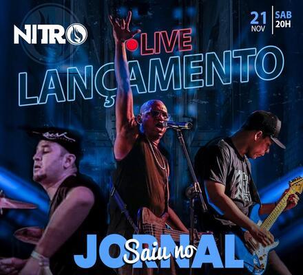Live Nitro Solidária de lançamento Saiu no Jornal – 21/11/2020 - Porto Velho - RO