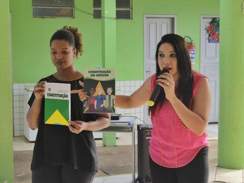 Eixos importantes que Cristiane Lopes vai aplicar na Educação de Porto Velho