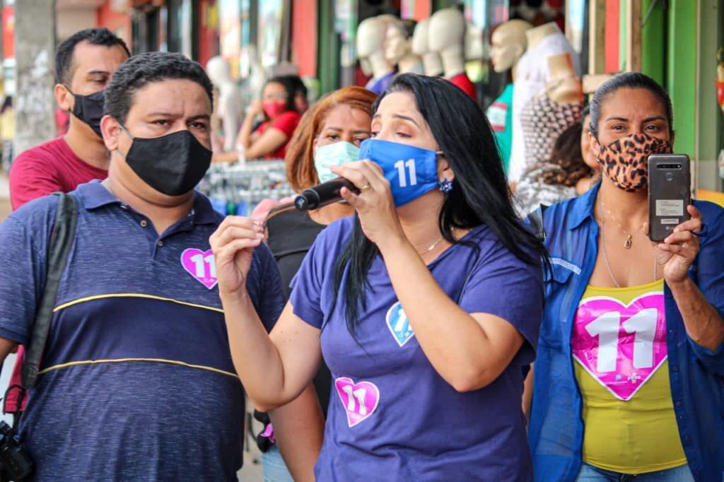 Cristiane Lopes agradece população pela confiança em sua campanha para prefeita e pelos mais de 92 mil votos - Gente de Opinião