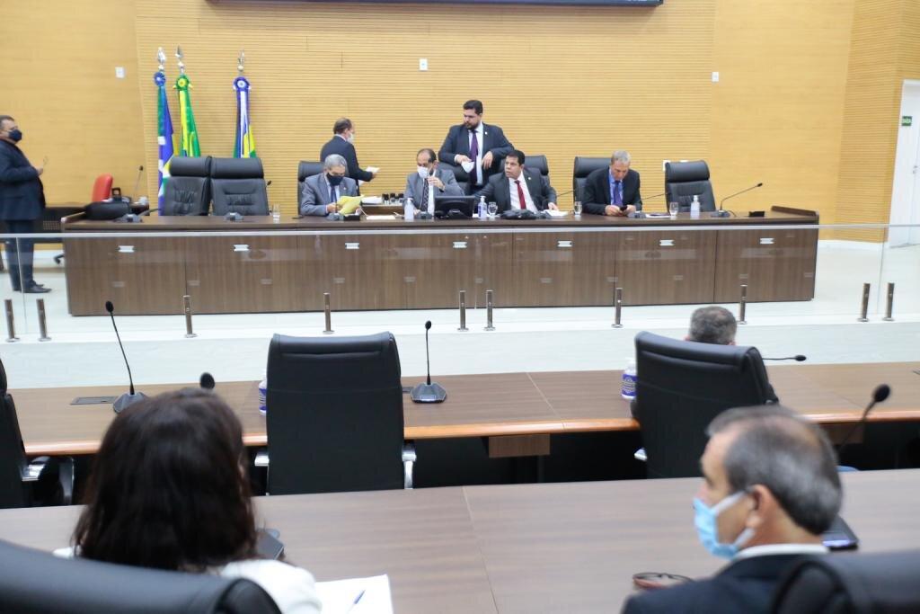 Assembleia Legislativa aprova matérias e R$ 450 milhões em crédito para o Governo - Gente de Opinião