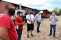 Representantes da comunidade surda visitam EFMM e fazem sugestões