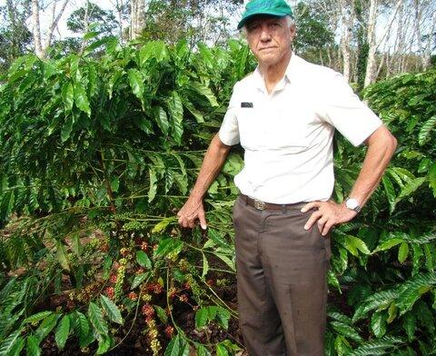Embrapa se despede de ex-pesquisador, Wilson Veneziano, pioneiro em café na Amazônia