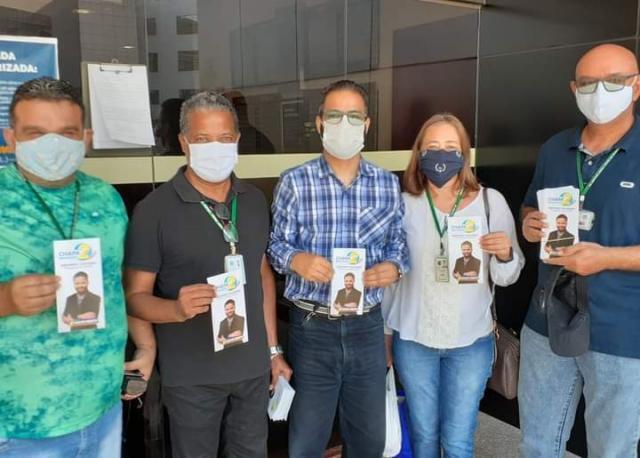 Entrevista com Brunno Oliveira, o Jovem Prodígio do Sindicalismo em Rondônia  - Gente de Opinião