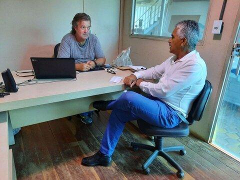 Companhia de Mineração Estadual atende produtores rurais dos 52 municípios de Rondônia