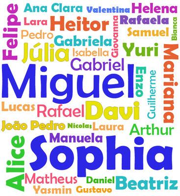 Cartórios divulgam os nomes de bebês mais registrados em Rondônia na década
