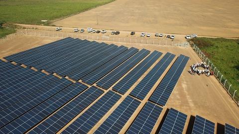 Rovema Energia entrega a maior fazenda de energia solar em Rondônia
