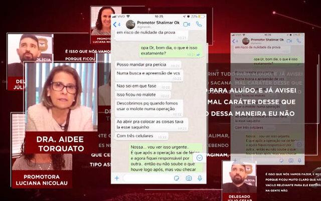 Celulares apreendidos pela operação Pau Oco é motivo de discórdia entre promotores e delegados - Gente de Opinião