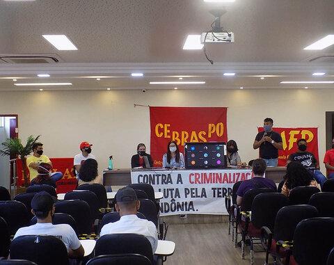 """""""Não há reforma agrária, terras são regularizadas a grileiros"""", denuncia Procurador"""