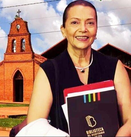 María del Pilar Gamarra Téllez - Gente de Opinião