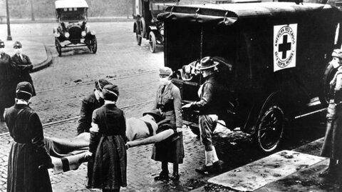 A epidemia de gripe espanhola no centro da região produtora da goma elástica na Bolívia (1917 e 1919) e suas analogias com a pandemia atual, pela professora Maria del Pilar Gamarra Téllez.