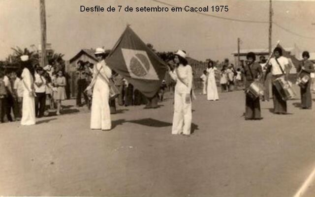 O DIA NA HISTÓRIA - BOM  DIA 12 DE JANEIRO! RONDÔNIA - Gente de Opinião