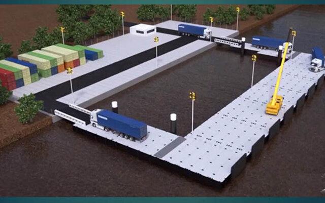 Bolivianos planejam gerar 1 bilhão em negócios com a hidrovia no Mamoré - Gente de Opinião