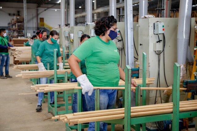 As vagas de capacitação profissional são nas áreas da indústria, construção civil e confeitaria - Gente de Opinião