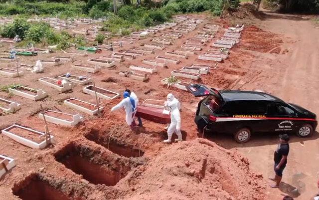 Em 12 dias número de mortes em Rondônia supera outubro e novembro - Gente de Opinião