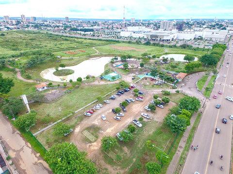 Prefeitura de Porto Velho volta a fechar Parque da Cidade para evitar aglomerações