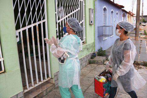 Assistência médica domiciliar garantiu a recuperação de mais de 700 servidores infectados pela Covid-19