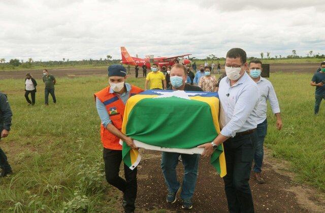 Guajará-Mirim e Nova Mamoré recebem as primeiras vacinas para imunização da população contra a Covid-19