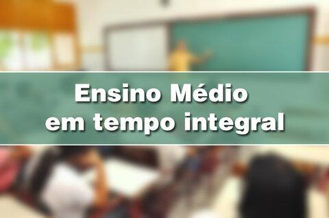 RO: Pré-matrículas para alunos que desejam ingressar no Ensino Médio em Tempo Integral acontecem de 20 a 24 de janeiro