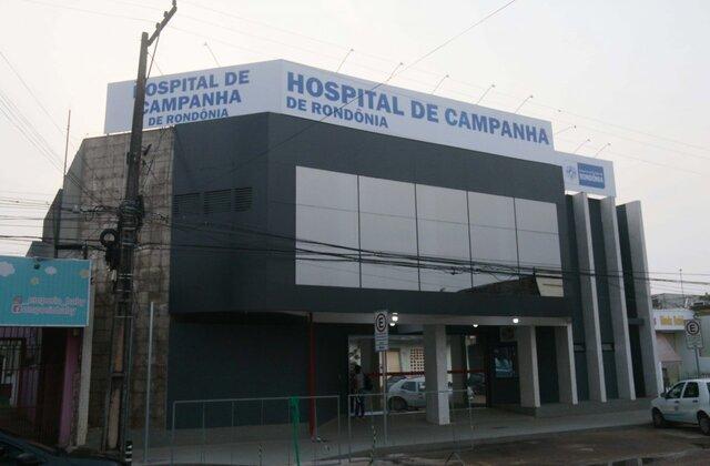 Com estrutura definitiva, Hospital de Campanha oferece atendimento aos pacientes com Covid-19