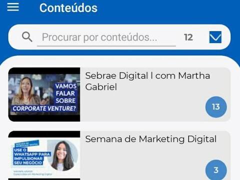 APP Conecta Sebrae é o mais novo canal de interação do Sebrae em Rondônia
