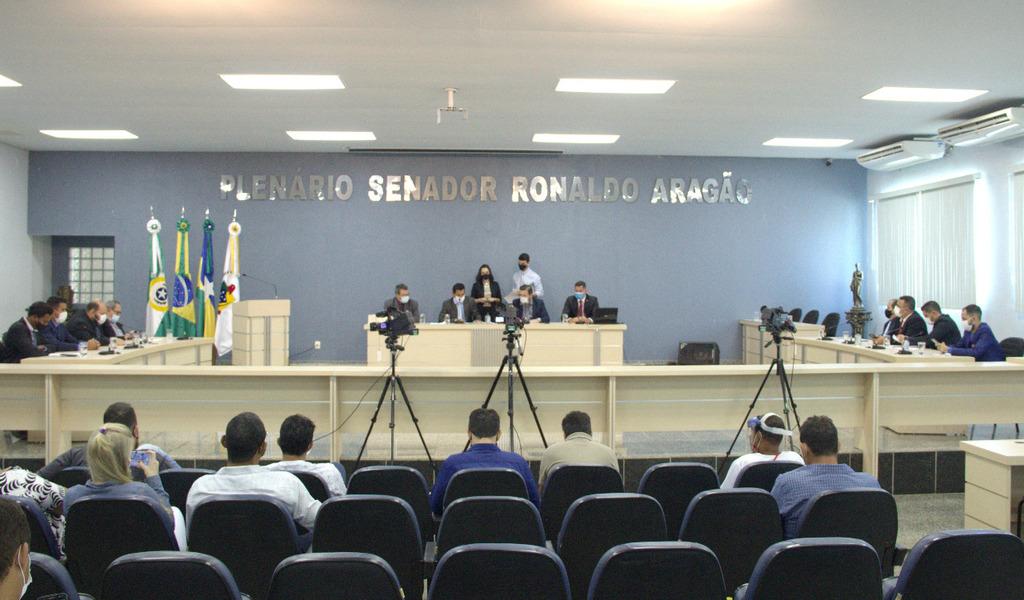 Cacoal: indenização para servidores da saúde que atuam no hospital de campanha foi aprovada - Gente de Opinião