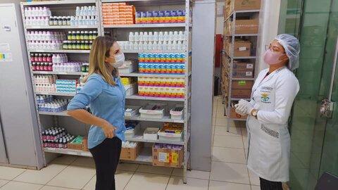 Farmácia municipal irá funcionar nos finais de semana em Ariquemes