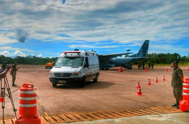 Rondônia transfere os primeiros pacientes com Covid-19 para o Sul do País