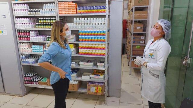 Farmácia municipal irá funcionar nos finais de semana em Ariquemes - Gente de Opinião