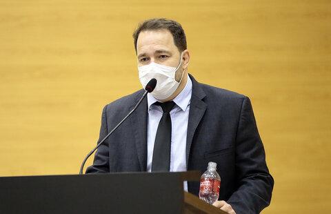 Alex Redano será empossado presidente da Assembleia Legislativa