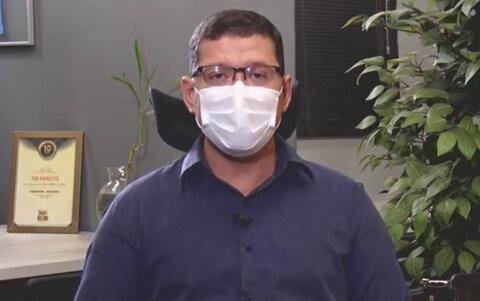 Marcos Rocha lamenta as fakes contra seu Governo