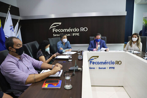 Prefeitura discute futuro do turismo em Porto Velho